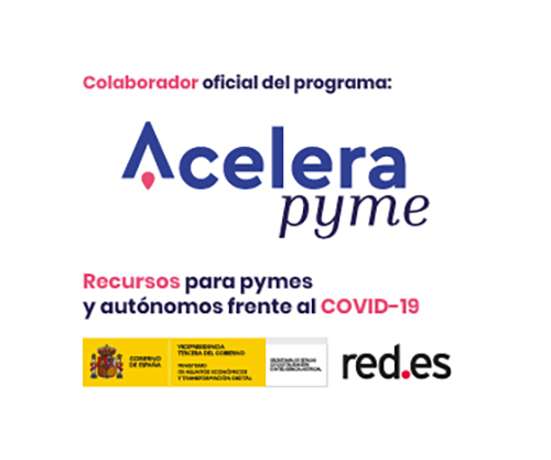 Official Collaborator of Acelera Pyme